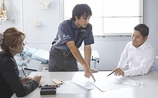 江崎器械株式会社の機器の企画・設計・開発の画像