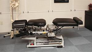 骨盤部スライド機能