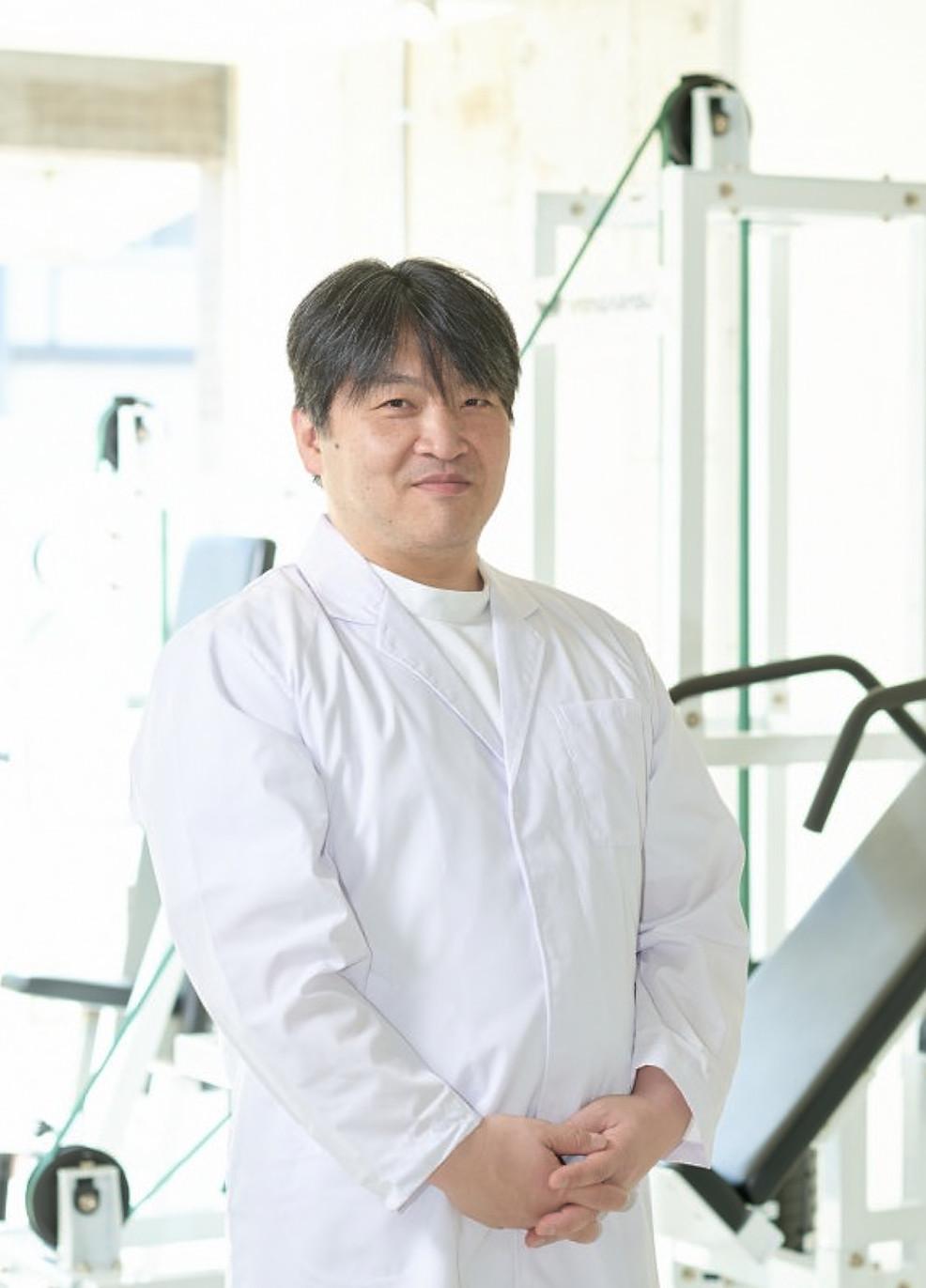 YATAGARASUの考案者、筋肉ドクター小島央の画像